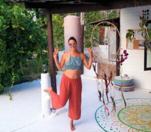 Yoga met Joska consistentie selfcare Yoga Leeuwarden
