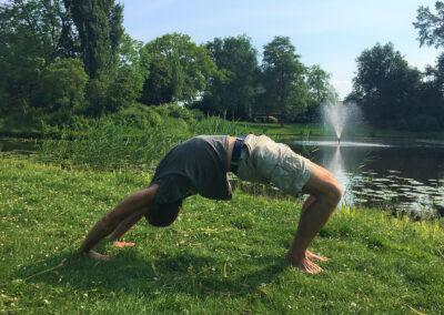 YogaLeeuwarden_YogametJoska_Prive-yogales_Wiel