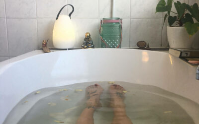 7 natuurlijke ingrediënten voor in bad